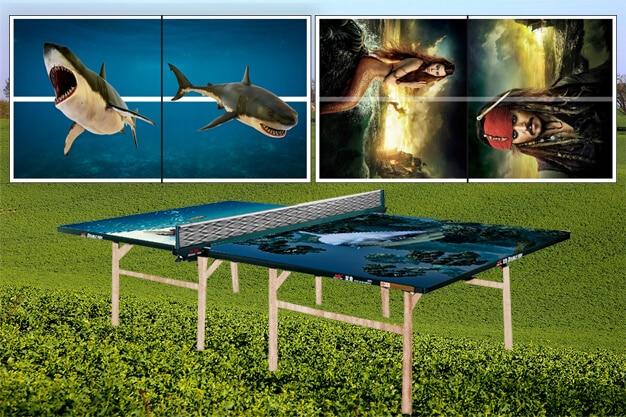 Mesa de Ping Pong personalizada