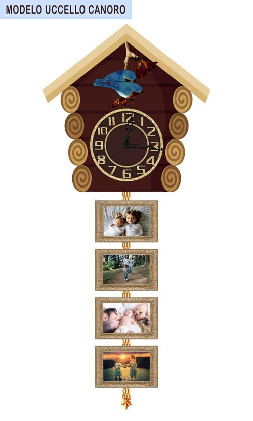reloj personalizado de pared