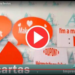 Letreros divertidos - Pancartas - carteles personalizados