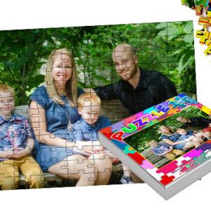 Puzzle personalizado y rompecabeza personalizado 150 piezas