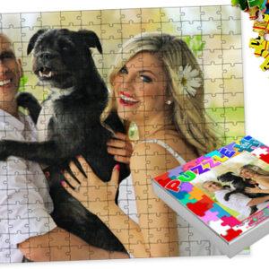 Puzzles y rompecabezas personalizados 250 piezas