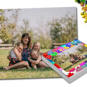 Puzzles y rompecabezas personalizados 1000 piezas