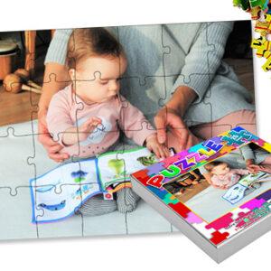 Puzzles y rompecabezas personalizados